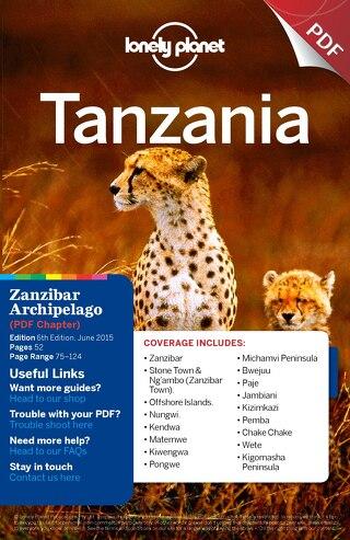 travel guide Zanzibar