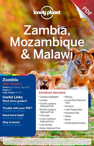 travel guide Zambia