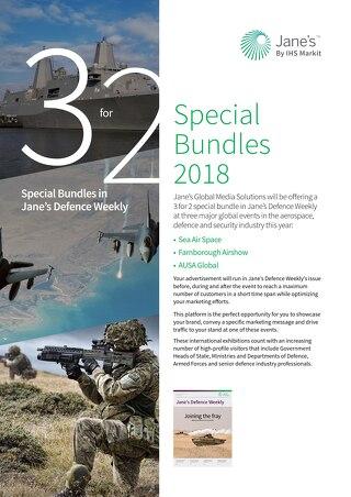 Jane's Special Bundle offer 2018
