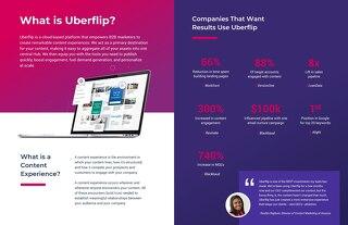 Uberflip Brochure