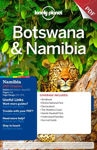 travel guide Namibia