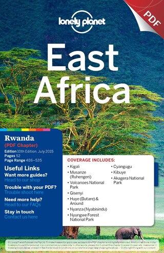 travel guide Rwanda