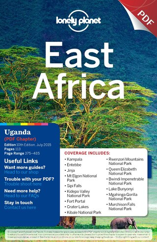travel guide Uganda