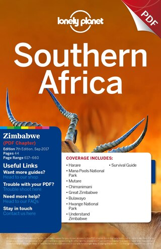 travel guide Zimbabwe