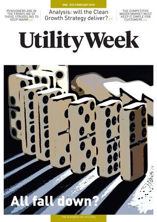 Utility Week 2nd February 2018