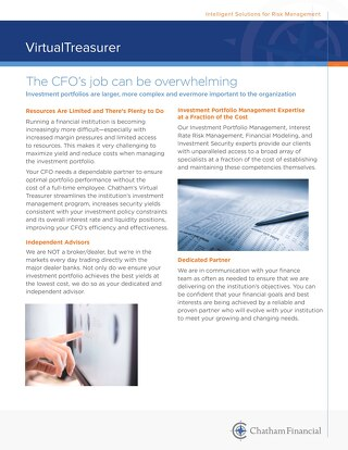 The CFO's Job Can Be Overwhelming
