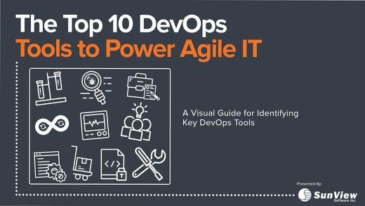 The Top 10 DevOps Tools to Power Agile IT