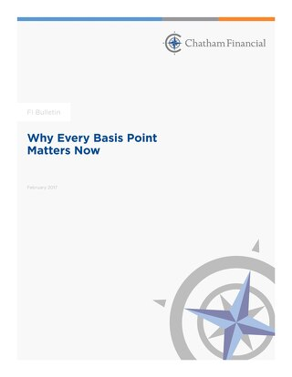 Why Every Basis Point Matters Now