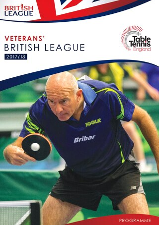 VBL 2017-18 Weekend 2 programme