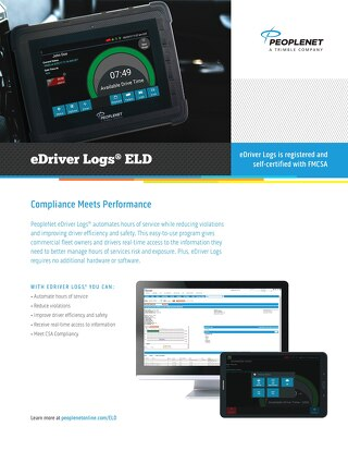 eDriver Logs ELD for Android