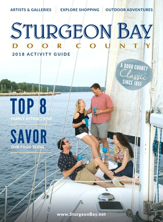 Sturgeon Bays Visitors Center Guidebook-2018