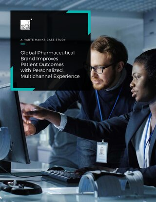 Global Pharmaceutical Brand Improves Patient Outcomes with Personalized, Multichannel Experience