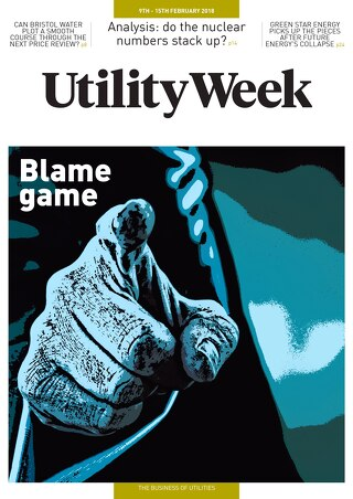 UTILITYWEEK 9th February 2018