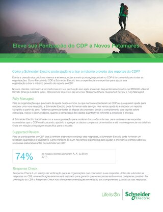 Portuguese CDP Reporting Services