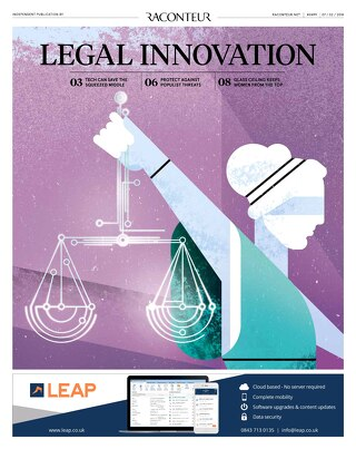 Legal Innovation Special Report 2018