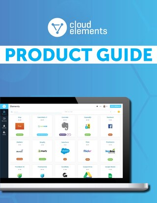 The Cloud Elements Product Guide