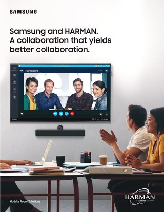 Samsung Harman Huddle Spaces