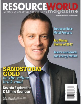 Resource World - February-March 2018 - Vol 16 Issue 2