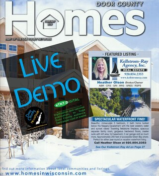 Door County Homes Guide Book Demo DC Advocate