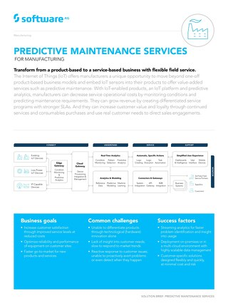 Manufacturers: How to become services-based
