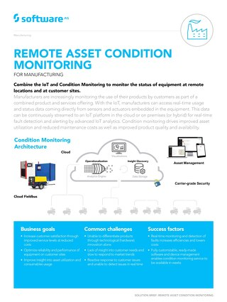 Remote Asset Condition Monitoring