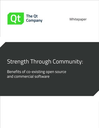 White paper: Strength Through Community
