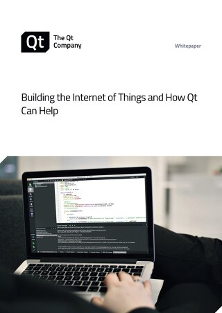 White paper: Building the IoT and How Qt Can Help