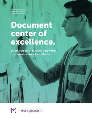 Document Center of Excellence