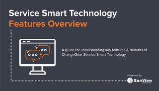 Service Smart Technology Features Overview Guide