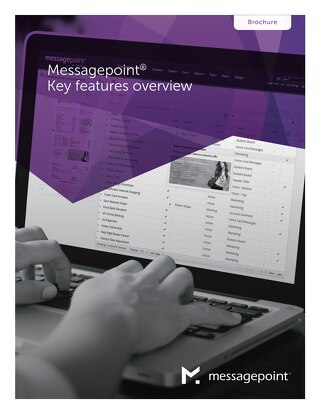Messagepoint Key Features Overview