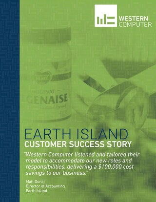 Customer Success Story: Earth Island