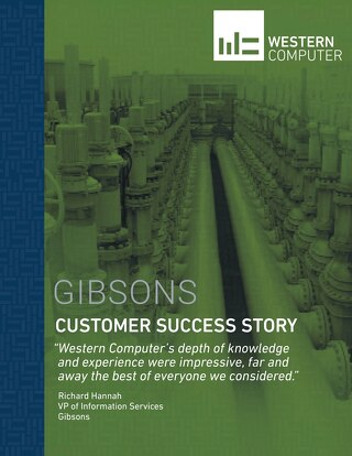 Customer Success Story: Gibsons
