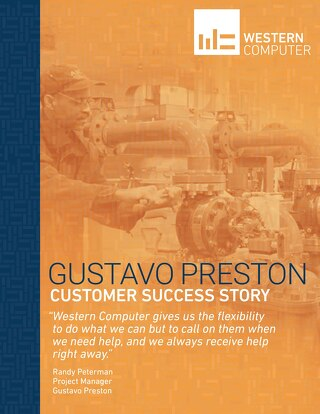 Customer Success Story: Gustavo Preston