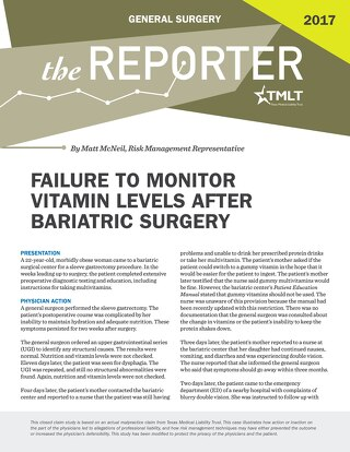 Reporter 2017 General Surgery