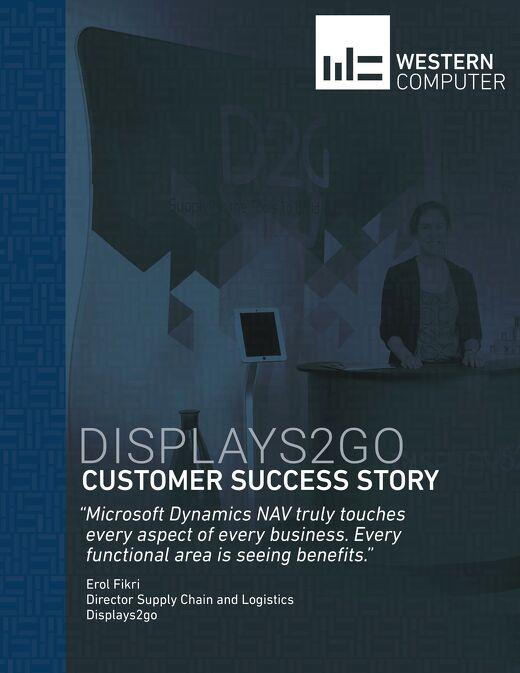 Customer Success Story: Displays2go