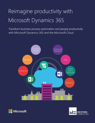 Reimagine Productivity with Dynamics 365