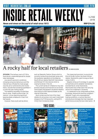 2176 Inside Retail Weekly