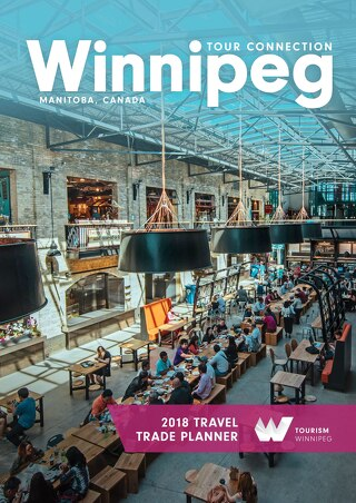 2018 Winnipeg Tour Connection Planner
