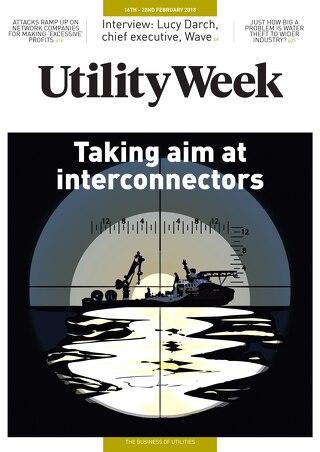 Utility Week 16th February 2018