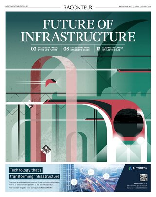 Future of Infrastructure special report 2018