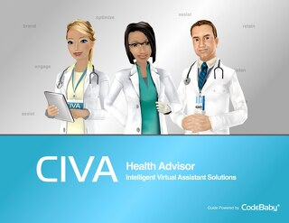 Health Advisor Intelligent Virtual Assistant Solution