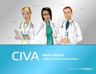 Health Advisor Intelligent Virtual Assistant Solution