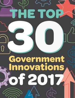 Top Government Innovations of 2017: Next-Generation Hyperconvergence