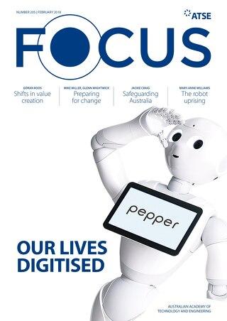 Focus 205: Our digital lives