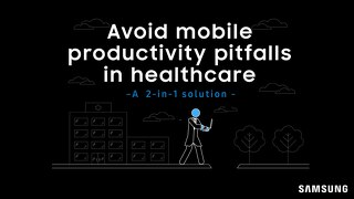 [Infographic] Avoid mobile productivity pitfalls in healthcare