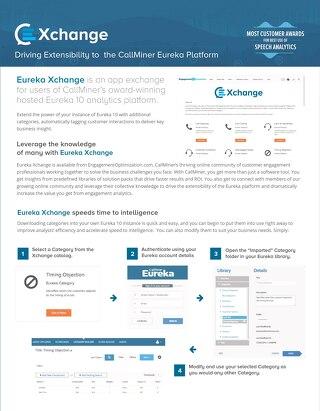 Eureka Xchange datasheet