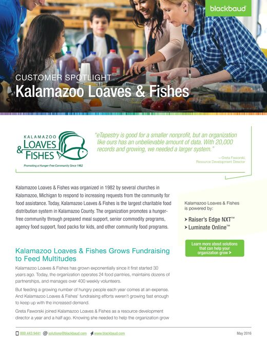 Kalamazoo Loaves & Fishes