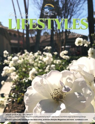 Lifestyles March 2018