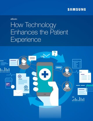 [eBook] How Technology Enhances the Patient Experience