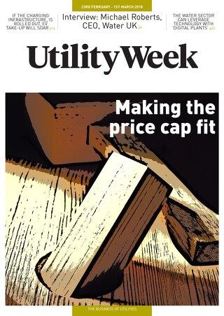 Utility Week 23rd February 2018